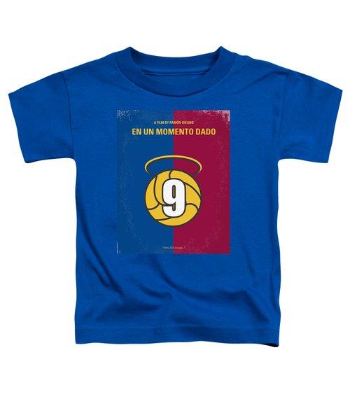 No272 My En Un Momento Dado Minimal Movie Poster Toddler T-Shirt