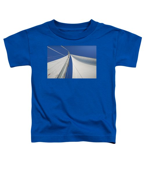 Obsession Sails 1 Toddler T-Shirt