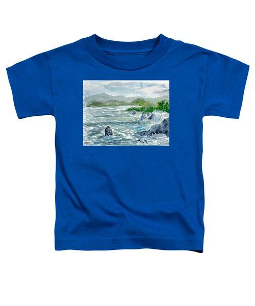 Ocean Spray Toddler T-Shirt