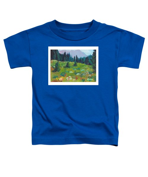 Off The Trail Toddler T-Shirt