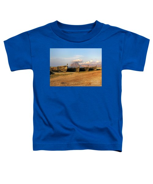 Aquatic Dream Of Sicily Toddler T-Shirt