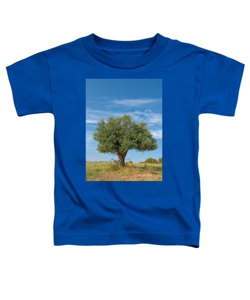 Olive Tree Painting Toddler T-Shirt