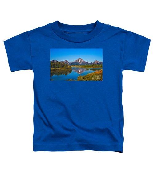 Oxbow Bend II Toddler T-Shirt
