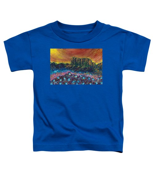 Painted Desert Toddler T-Shirt