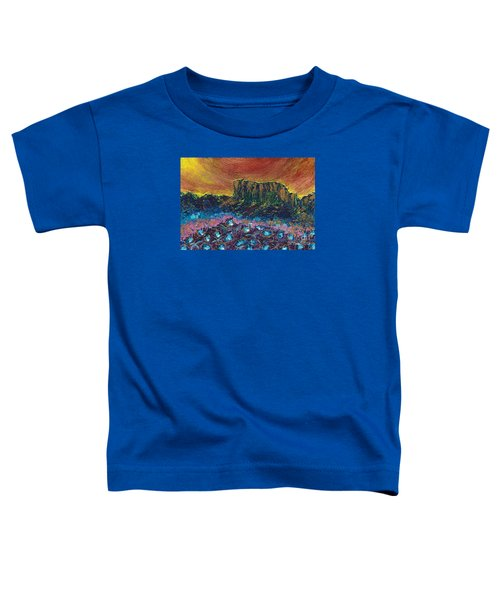 Painted Desert Toddler T-Shirt
