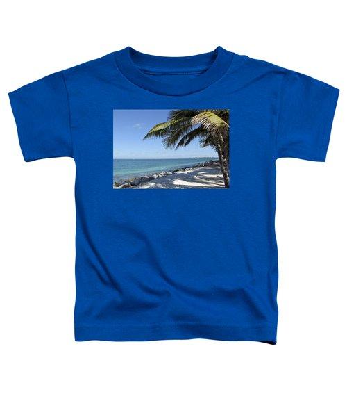 Paradise - Key West Florida Toddler T-Shirt