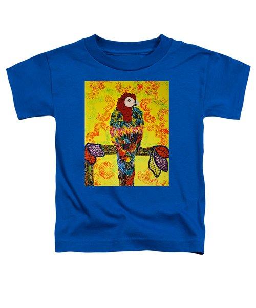 Parrot Oshun Toddler T-Shirt