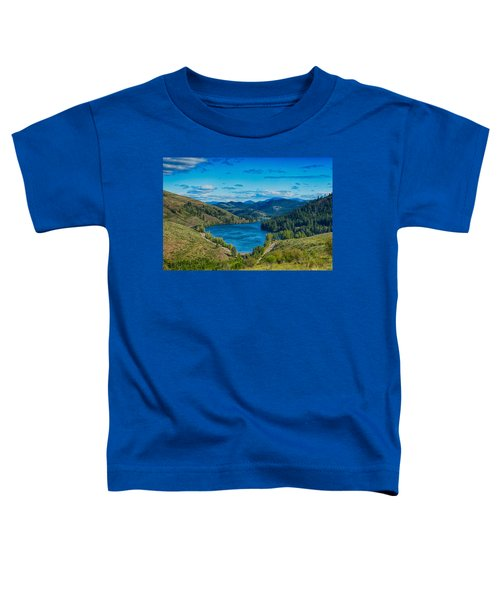 Patterson Lake In The Summer Toddler T-Shirt