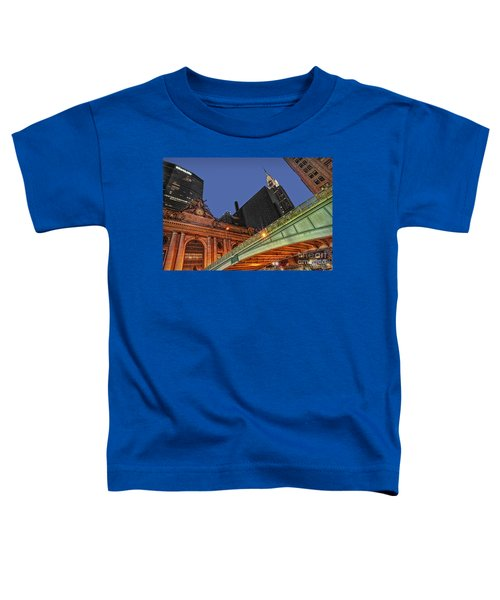 Pershing Square Toddler T-Shirt