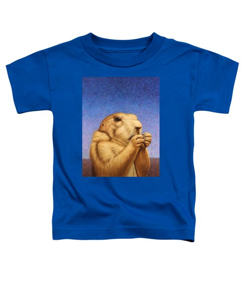 Prairie Dog Toddler T-Shirt