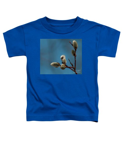 Pussy Willow... Toddler T-Shirt