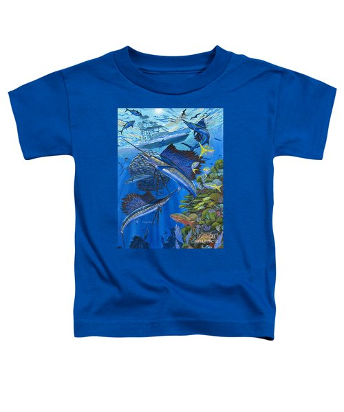 Reef Frenzy Off00141 Toddler T-Shirt