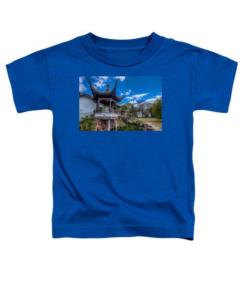 Sacred Garden Toddler T-Shirt
