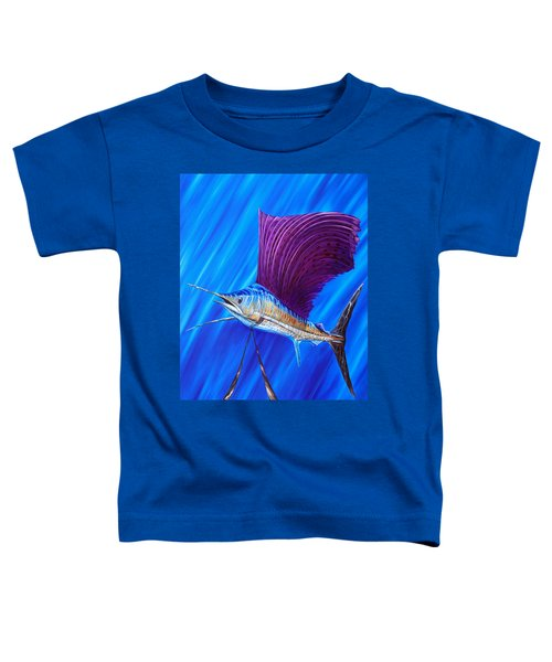 Sailfish Toddler T-Shirt