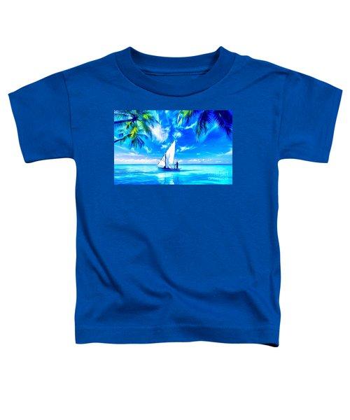Sailing Toddler T-Shirt