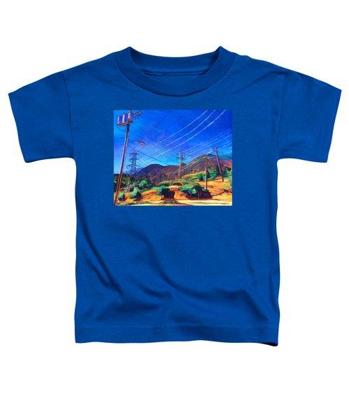 San Gabriel Power Toddler T-Shirt