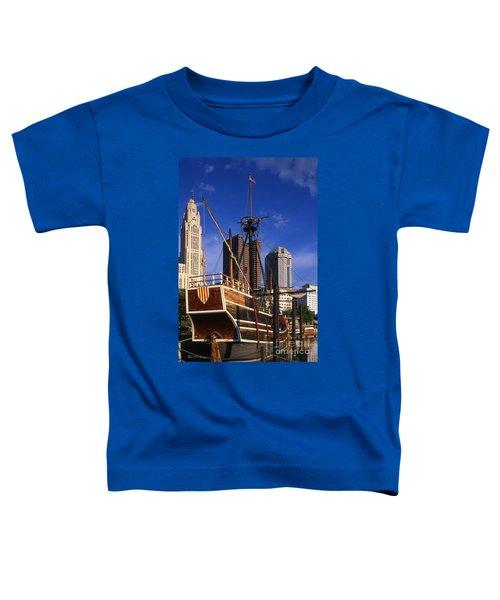 Santa Maria Replica Photo Toddler T-Shirt