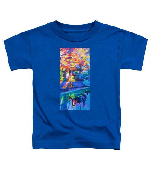 Scout In The Morning Toddler T-Shirt