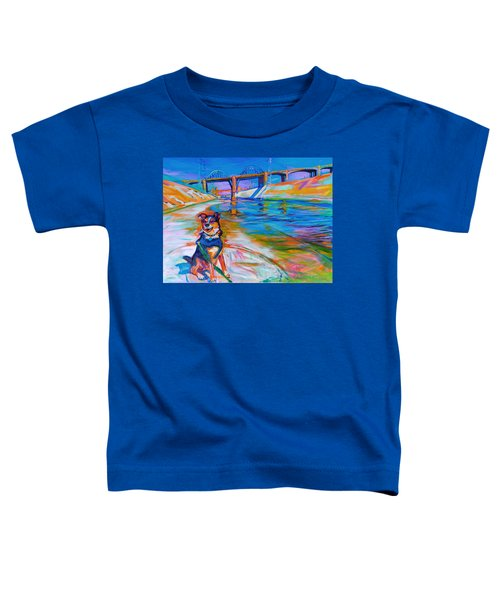 Scout The River Guard Toddler T-Shirt