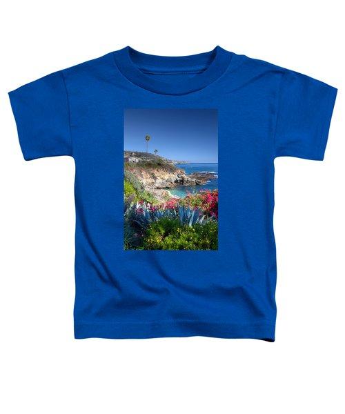 Sea Arch At Montage Resort Toddler T-Shirt