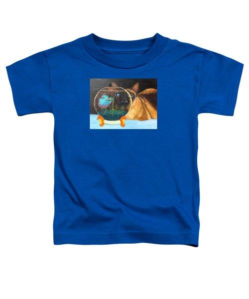 Siam I Am Toddler T-Shirt
