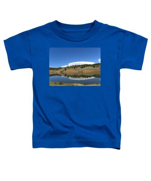 Ridge Over Burgess Res Divide Co Toddler T-Shirt