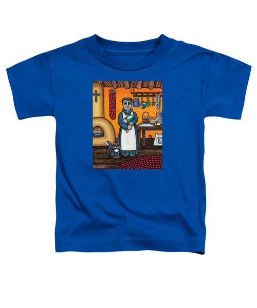 St. Pascual Making Bread Toddler T-Shirt