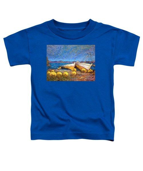 Stranded - Bar Road Toddler T-Shirt