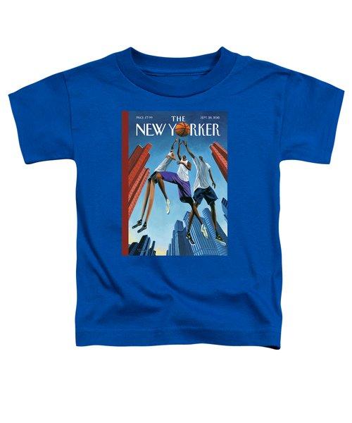 Streetball Toddler T-Shirt
