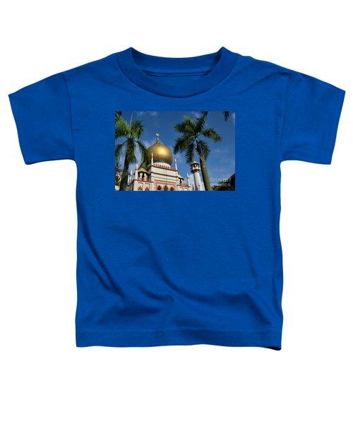 Sultan Masjid Mosque Singapore Toddler T-Shirt