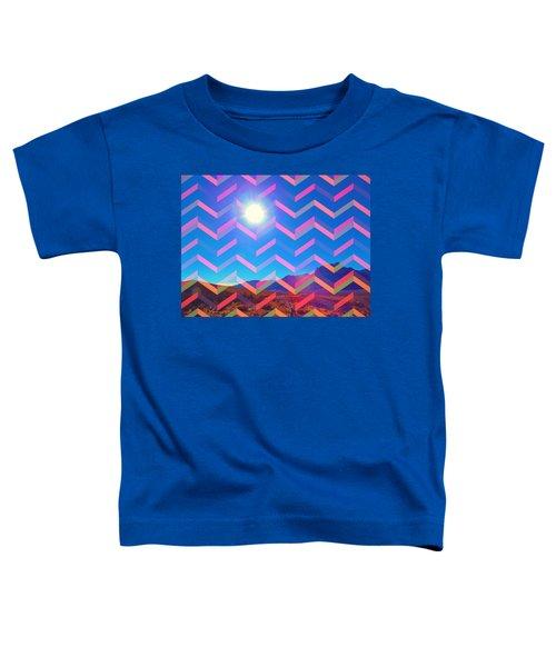 Sun God Toddler T-Shirt