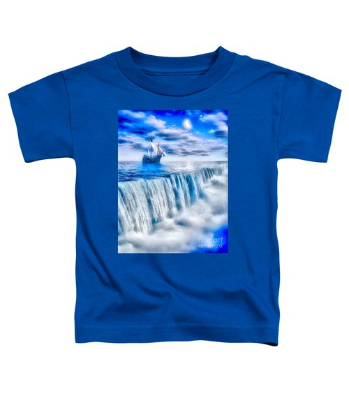 Swallow Falls Toddler T-Shirt