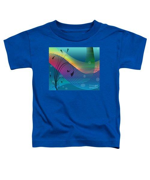 Sweet Dreams Abstract Toddler T-Shirt
