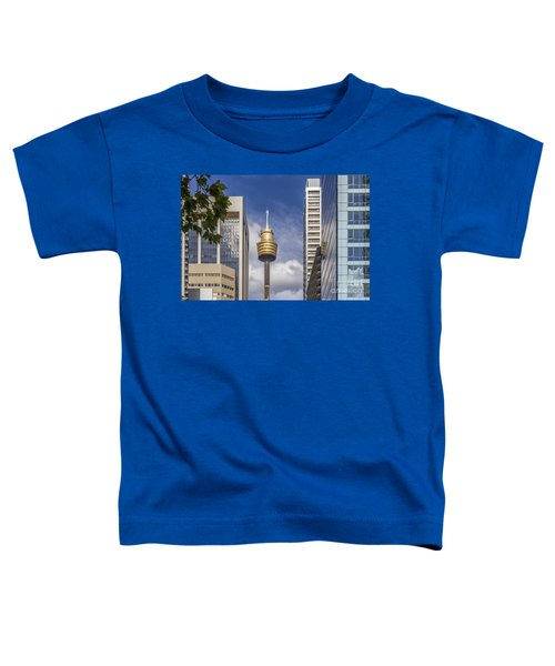Sydney Tower Toddler T-Shirt