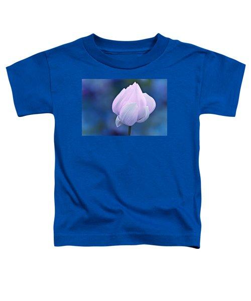Tender Morning With Lotus Toddler T-Shirt