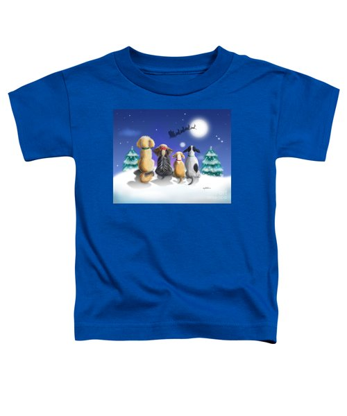 The Magical Night Toddler T-Shirt