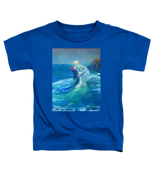 The Mermaid Toddler T-Shirt