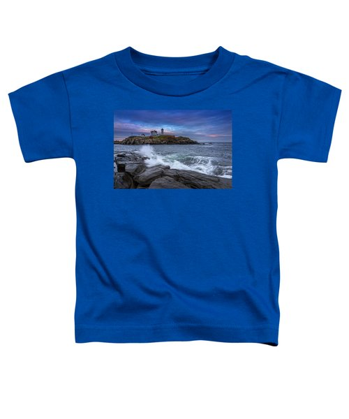 The Nubble In Color Toddler T-Shirt