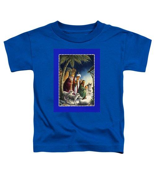 The Three Kings Toddler T-Shirt