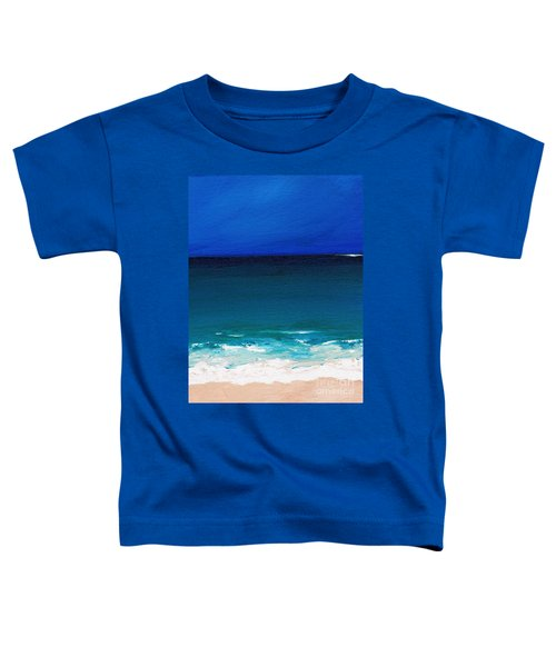 The Tide Coming In Toddler T-Shirt