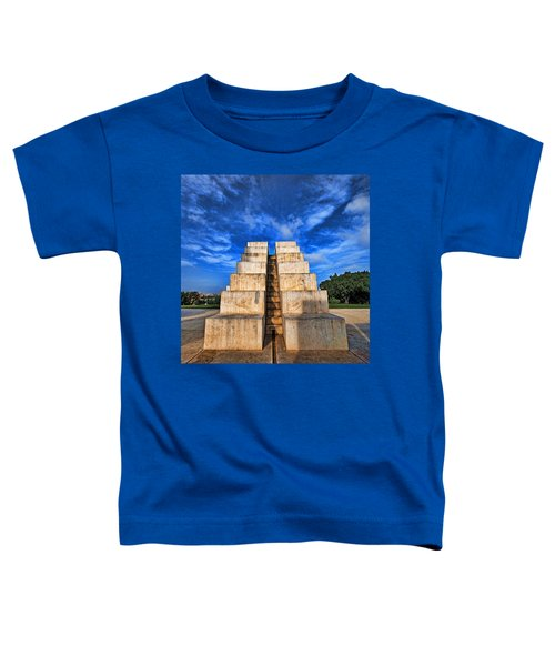 The White City Toddler T-Shirt