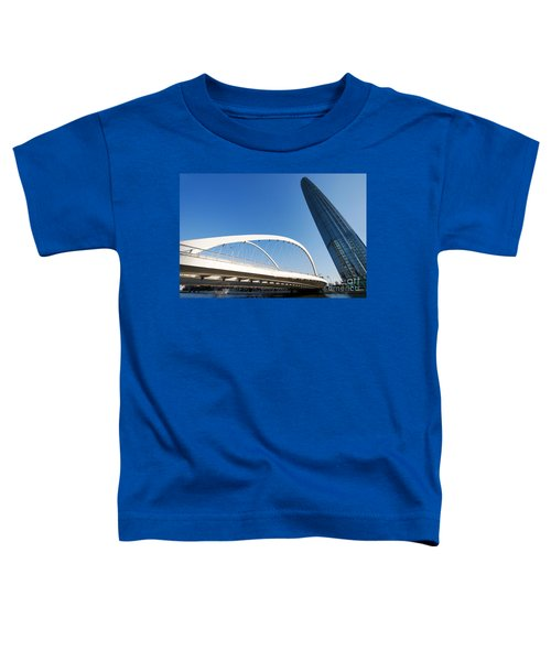 Tianjin City Toddler T-Shirt
