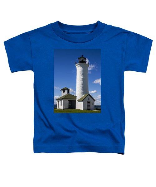 Tibbetts Point Lighthouse Toddler T-Shirt