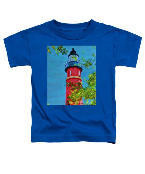 Top Of The House Toddler T-Shirt