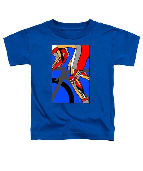 Tour Legs Toddler T-Shirt