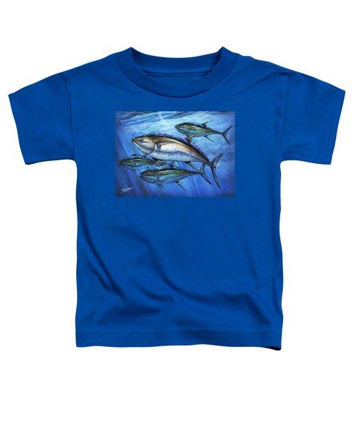 Tuna In Advanced Toddler T-Shirt