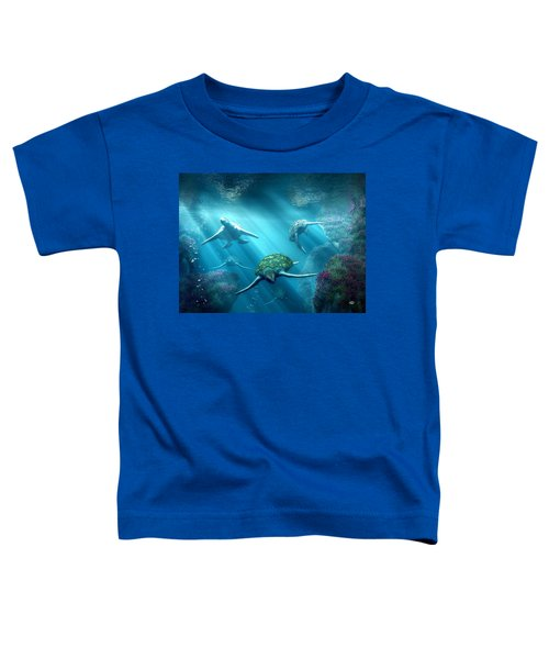 Turtle Alley Toddler T-Shirt