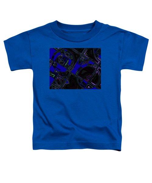 Vinyl Blues Toddler T-Shirt