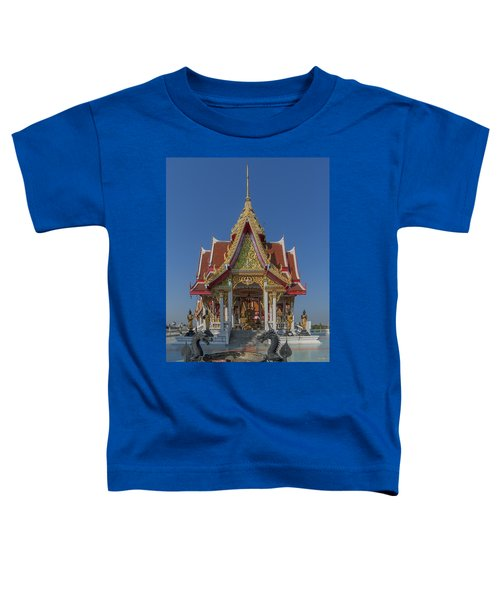 Wat Bukkhalo Central Roof-top Pavilion Dthb1809 Toddler T-Shirt