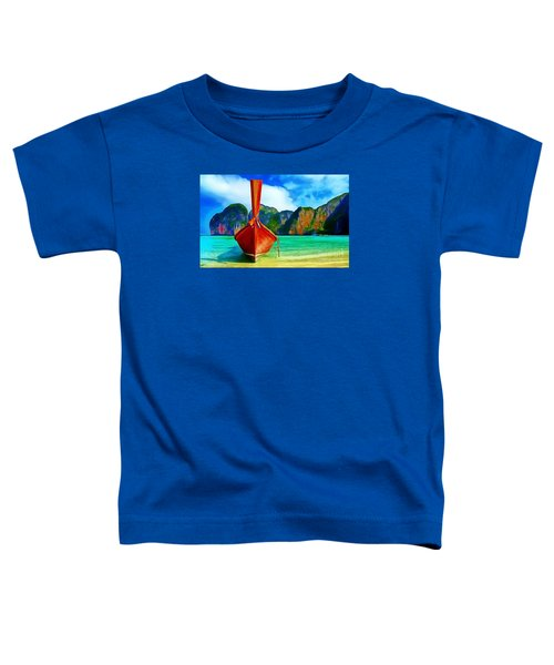 Watermarked-a Dreamy Version Collection Toddler T-Shirt